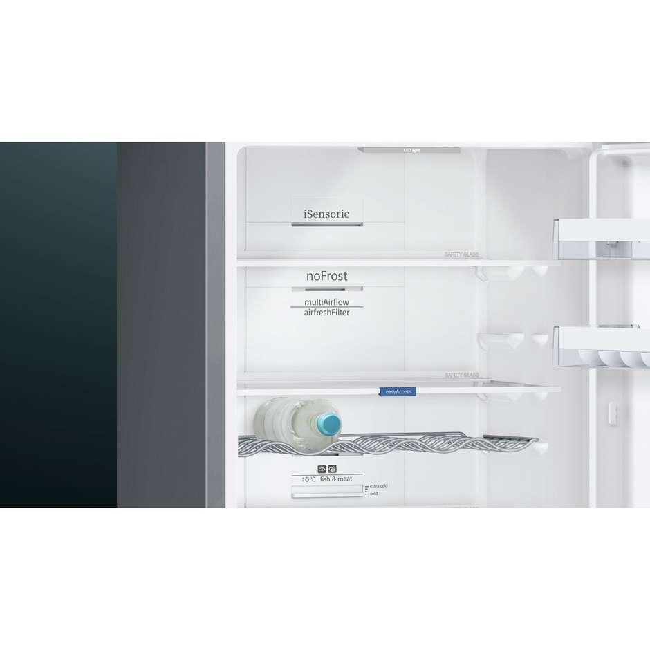 Siemens KG39NVI35 frigorifero combinato 366 litri classe A++ No Frost inox