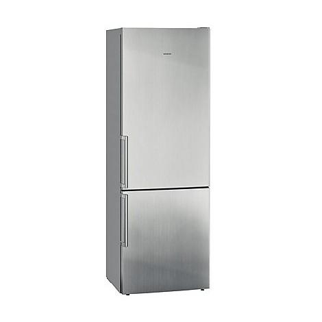 Siemens KG49EBI40 iQ500 frigorifero combinato 413 litri classe A+++ LowFrost colore inox