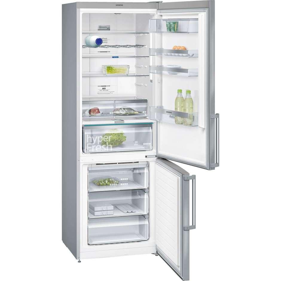 Siemens KG49NAI40 frigorifero combinato 435 litri classe A+++ No Frost colore inox