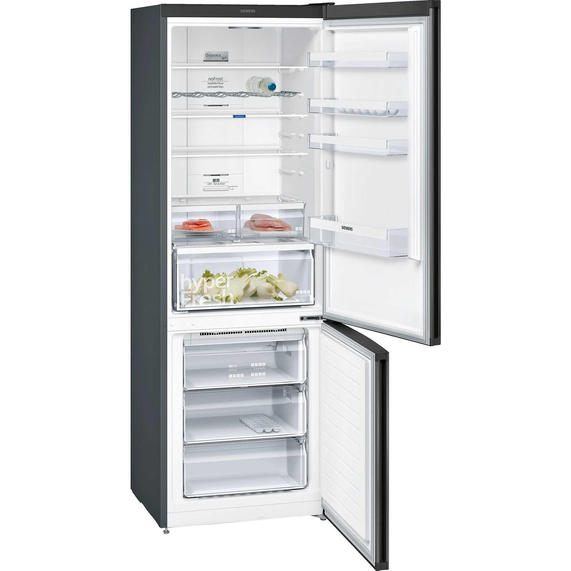 Siemens KG49NXX4A frigorifero combinato 435 litri classe A+++ No ...