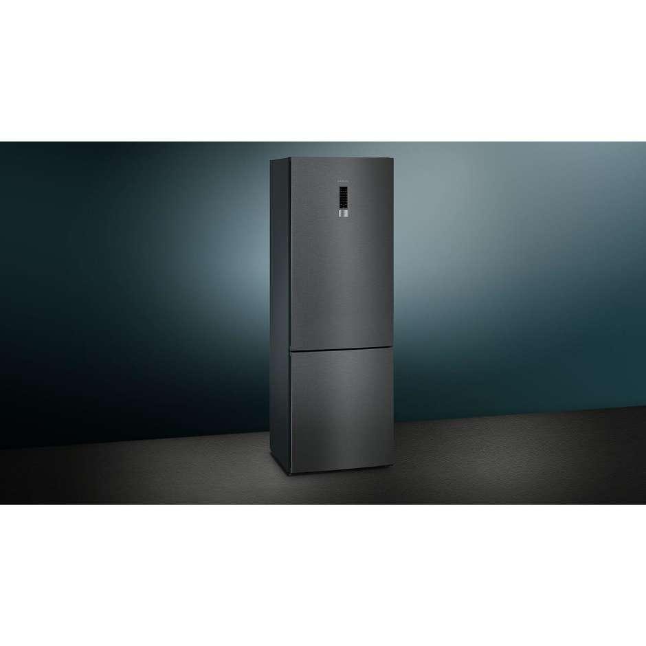Siemens KG49NXX4A iQ300 Frigo Combinato 435 L Classe A+++ NoFrost Colore Black Inox