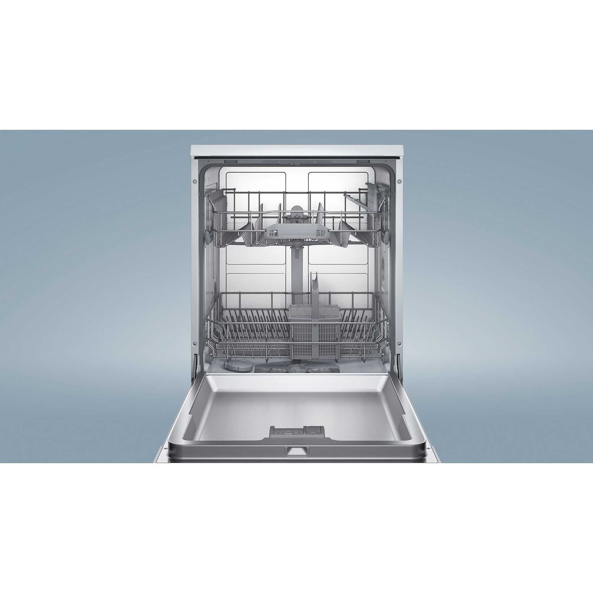 Siemens SN215W02AJ iQ100 lavastoviglie 12 coperti 5 ...