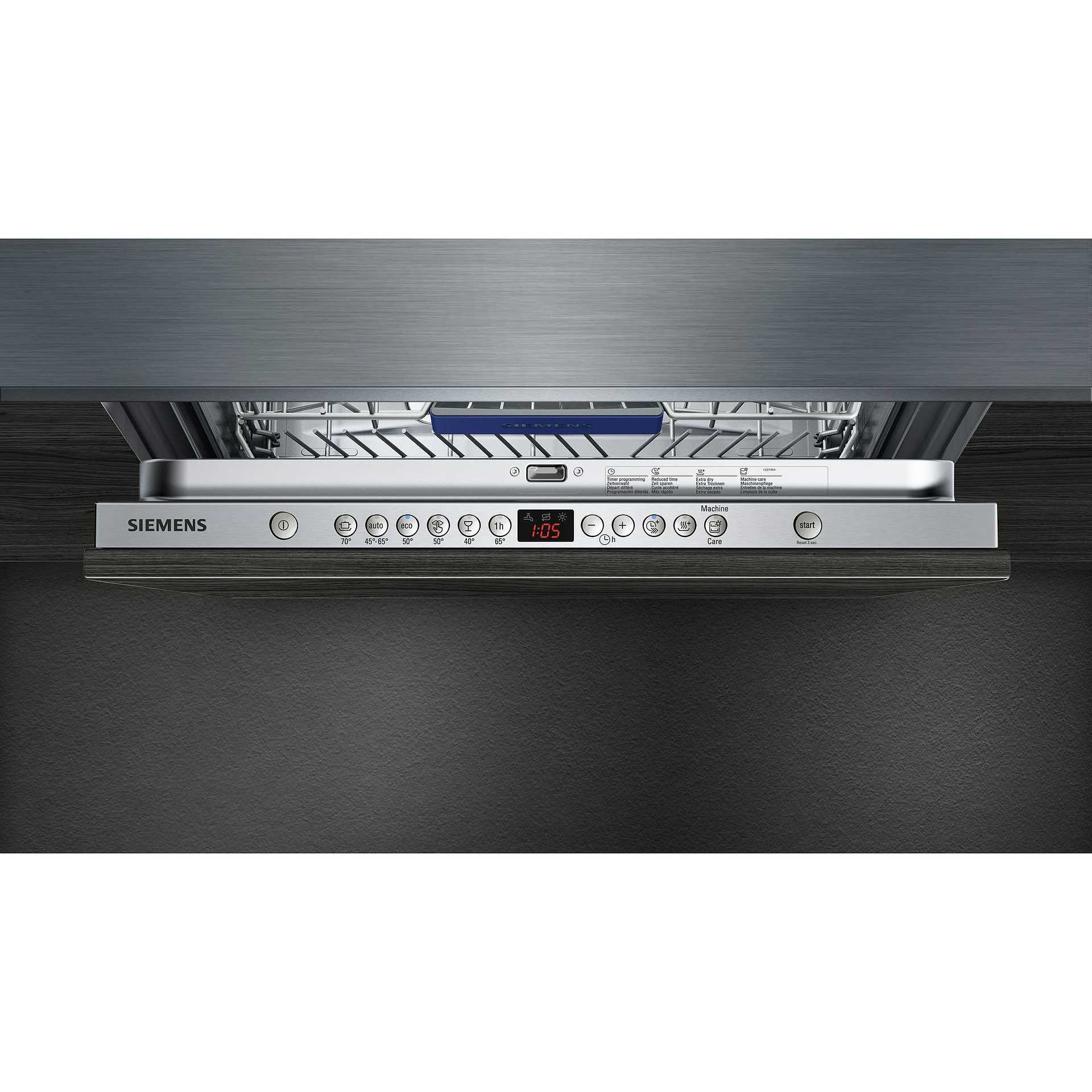Siemens SN636X00ME iQ300 lavastoviglie a scomparsa totale 14 ...