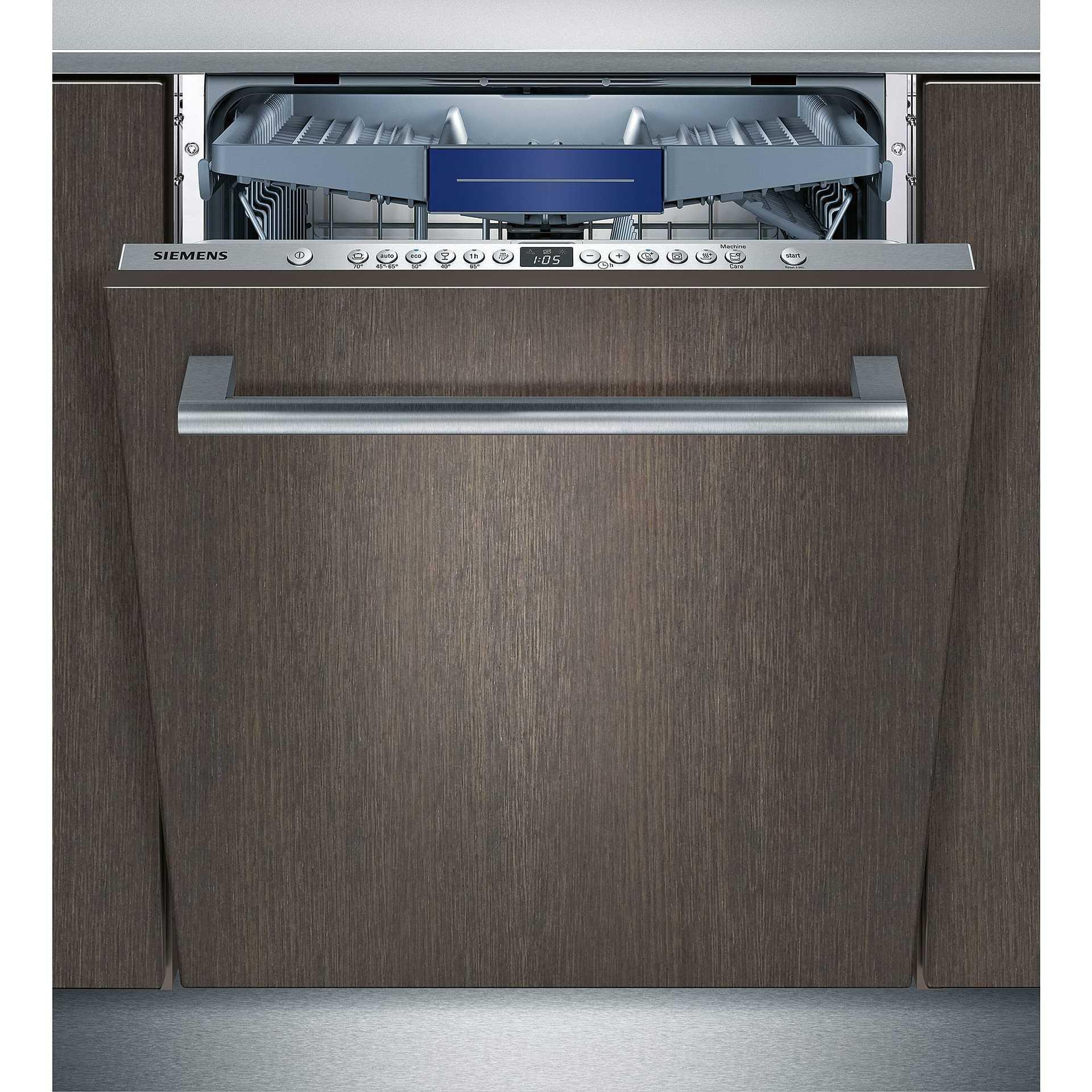 Siemens SN636X01KE lavastoviglie a scomparsa totale 13 coperti 6 ...