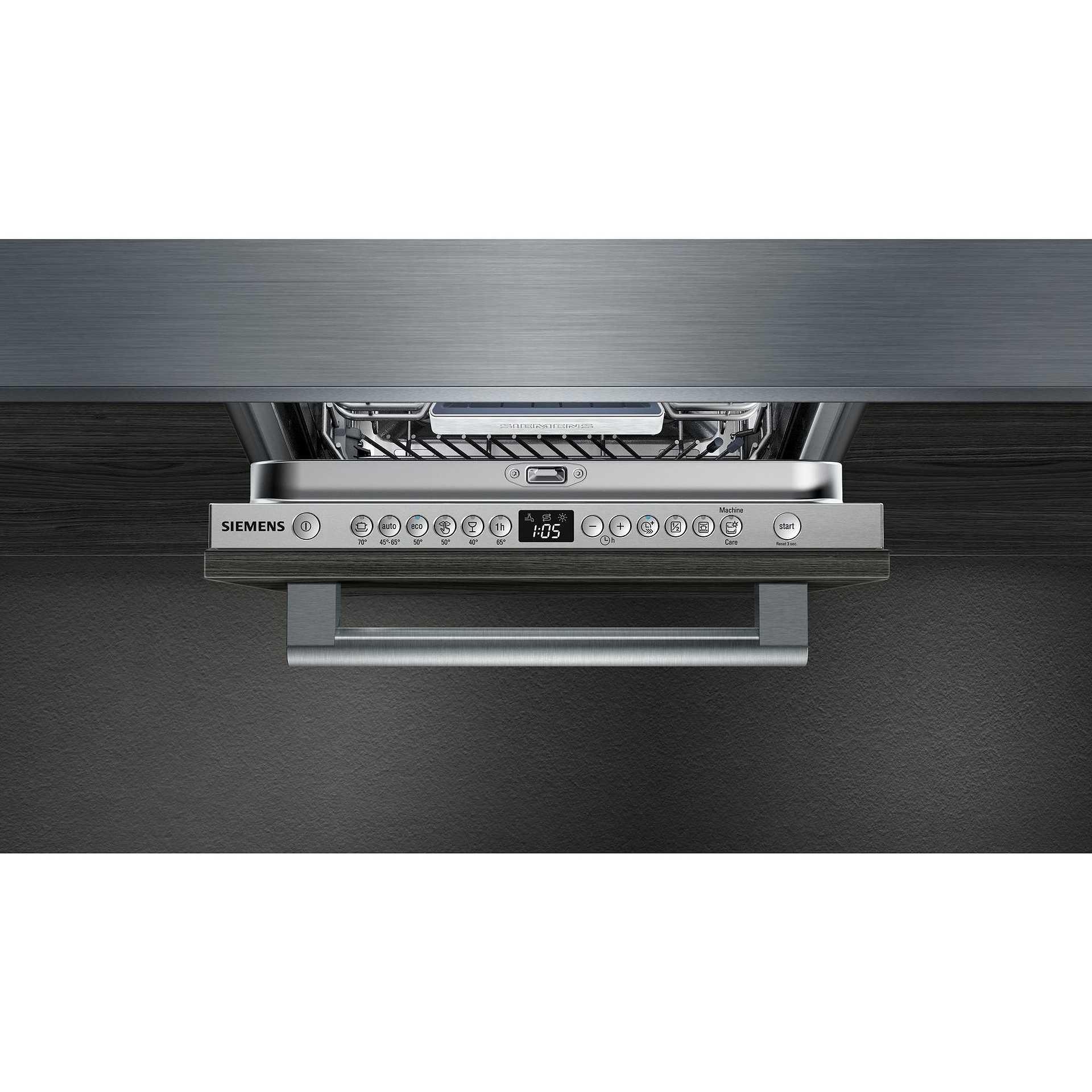 Siemens SR756X09TE lavastoviglie a scomparsa totale 45 cm 10 coperti ...