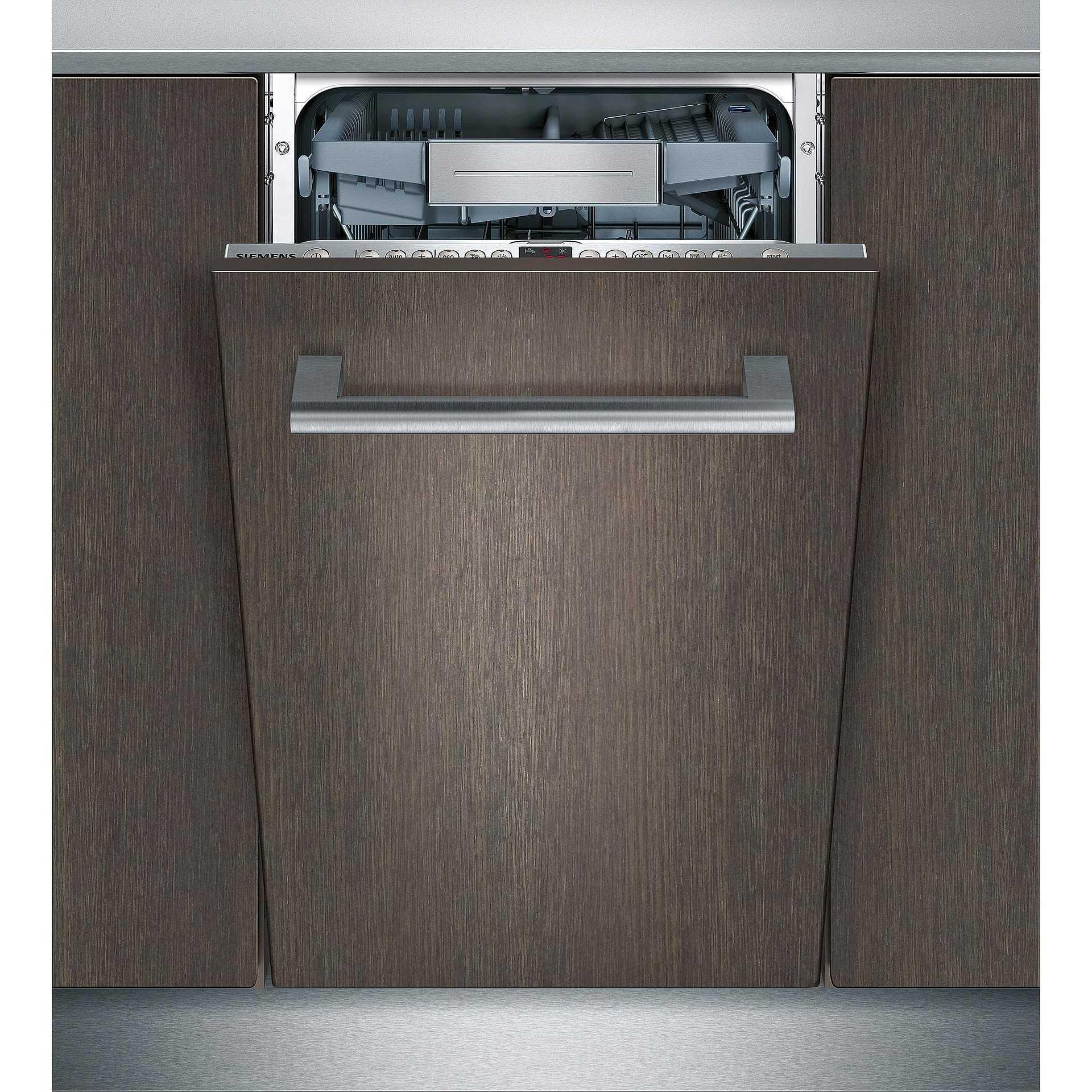 Siemens SR76T091EU lavastoviglie da incasso 45 cm 10 coperti Classe ...