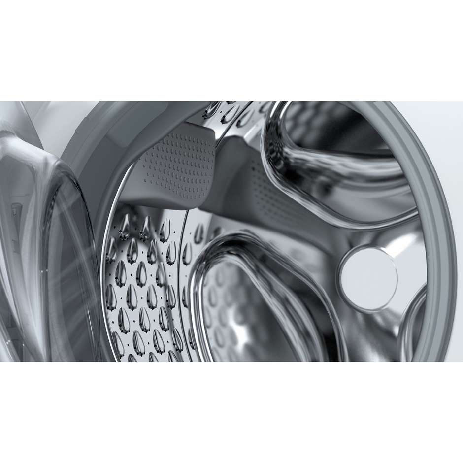 Siemens WS10T447IT lavatrice 45 cm carica frontale 6,5 Kg 1000 giri classe A+++ colore bianco