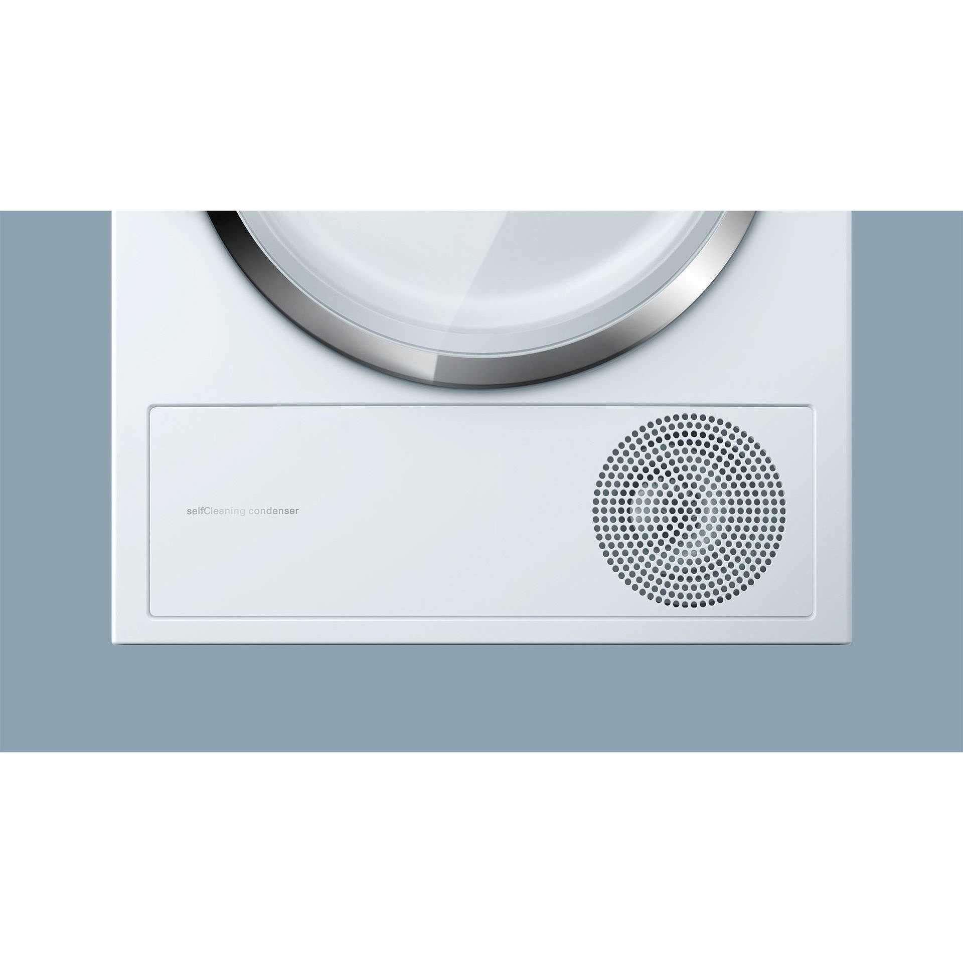 Siemens wt45w5r9it asciugatrice a condensazione con pompa for Asciugatrice a pompa di calore