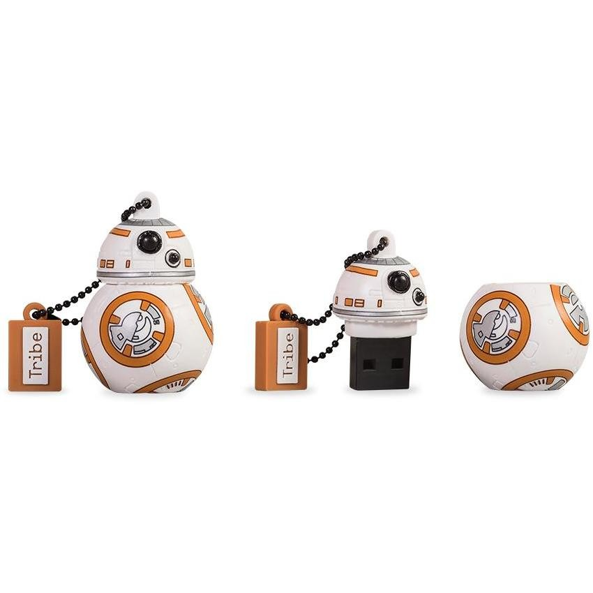 SilverHT STARWARS TFA BB-8 Pendrive USB 16gb