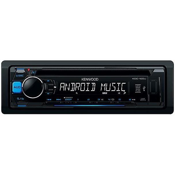 sintolettore cd/usb tasti blu