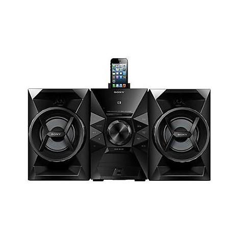 sistema audio mini MHCEC619IP Sony 120 watt
