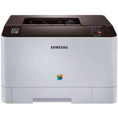 SAMSUNG sl-c1810w stamp laser colore