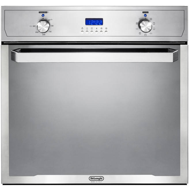 slm-9ppp de longhi forno da incasso classe a 59 litri inox
