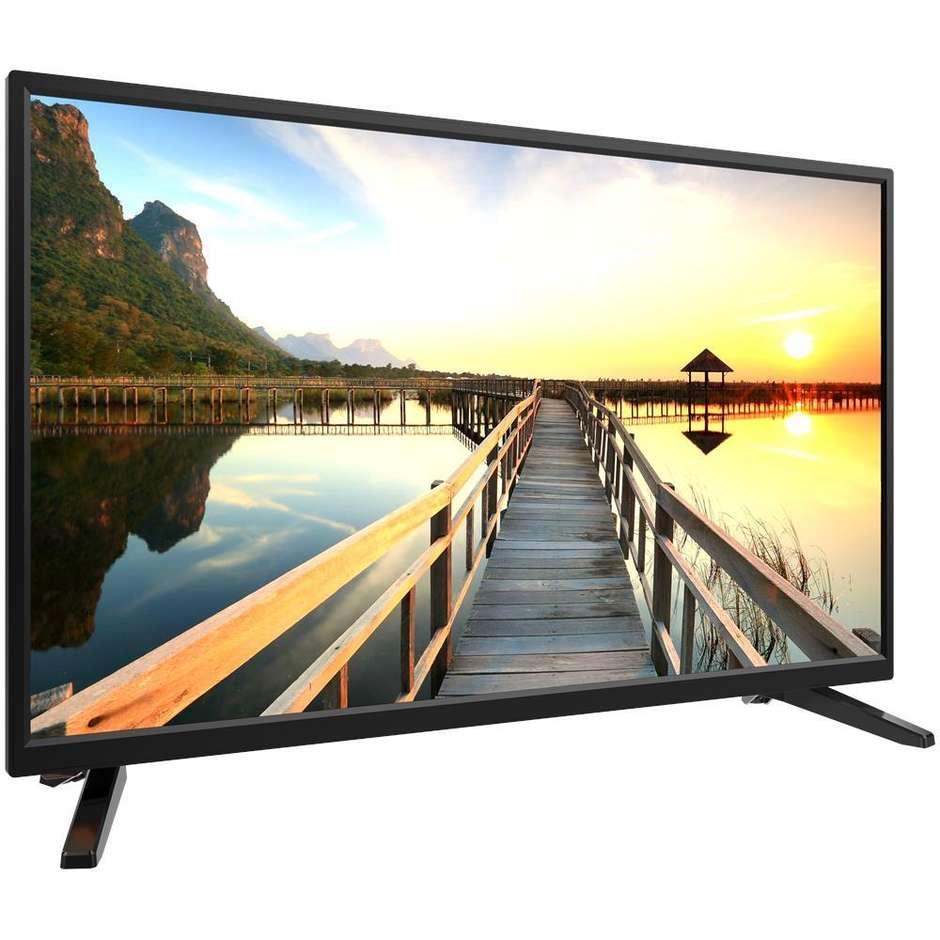"Smart Tech LE32Z1TS Tv Led 32"" HD Ready 1366 x 768p HDMI USB Colore Nero"