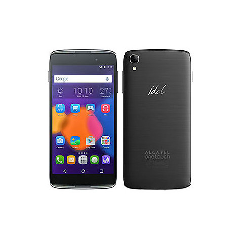 Smartphone alcatel idol 3 dual sim dark grey