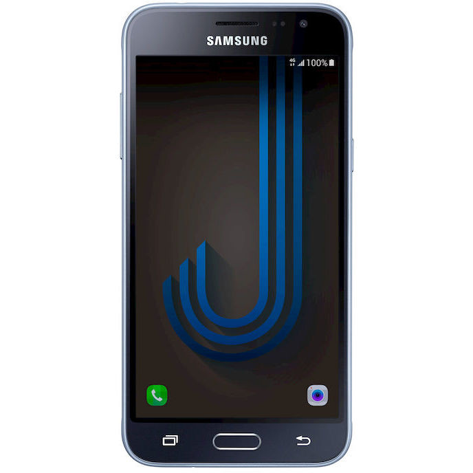 "Smartphone galaxy j3 2016 black android 4G LTE Display 5"" HD"
