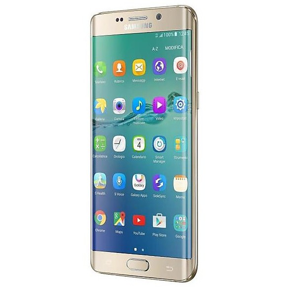 Smartphone galaxy s6 edge plus 32gb gold