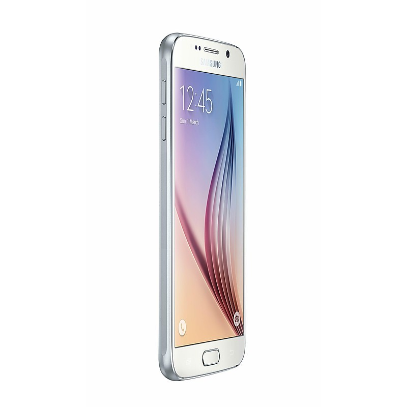 Smartphone galaxy s6 white sm-g920fzwaitv 32GB android