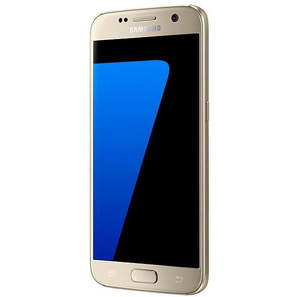 "smartphone galaxy s7 32gb gold 4g LTE Display 5,1"" HD Super AMOLED"