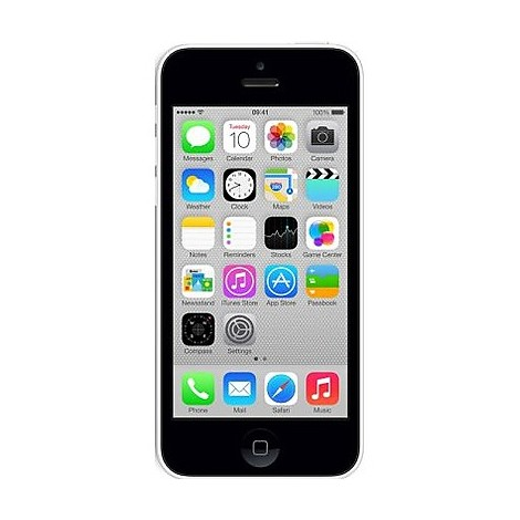 Smartphone Iphone 5c 8gb White