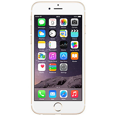 APPLE Smartphone iphone 6 16gb gold apple