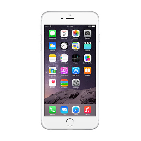 Smartphone Iphone 6 16gb Silver H3g 6