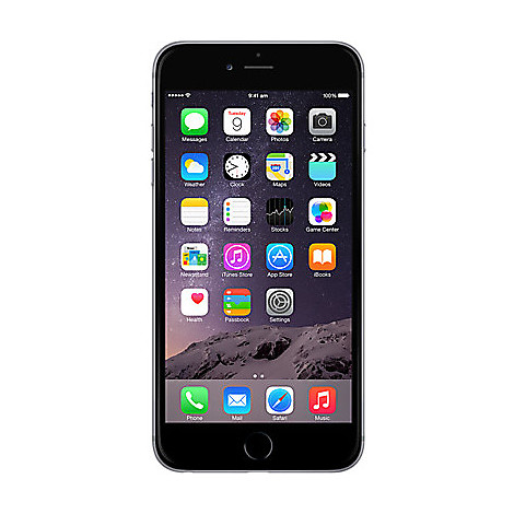 Smartphone Iphone 6 16gb Space Gray