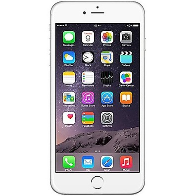 APPLE Smartphone iphone 6s 64gb silver apple