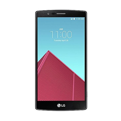Smartphone lg g4 leather dark