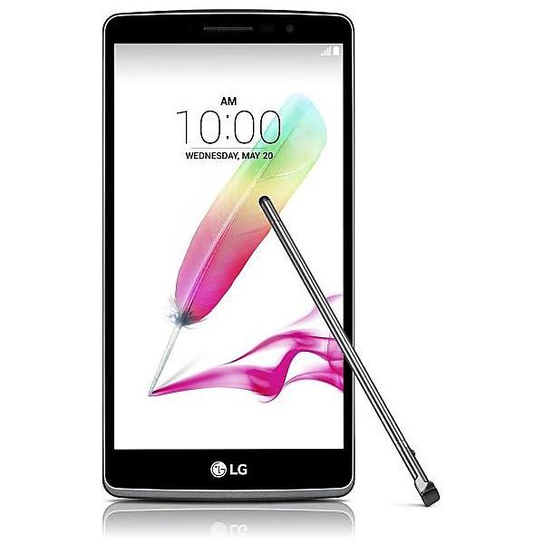 Smartphone lg g4 stylus titan