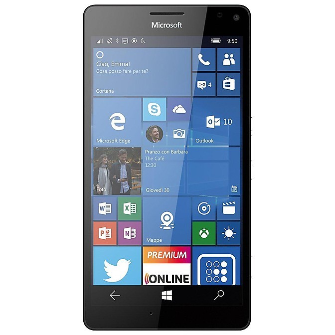 Smartphone lumia 950xl white