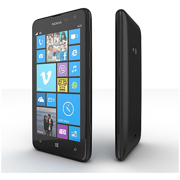 Sei su: Home » Smartphone nokia lumia 625 black tim windows