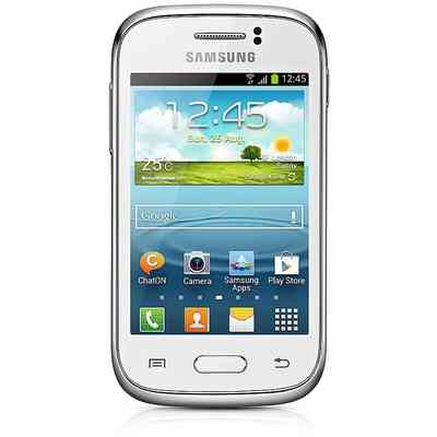 SAMSUNG Smartphone Samsung Galaxy Young gt-s6310n white nfc tim android