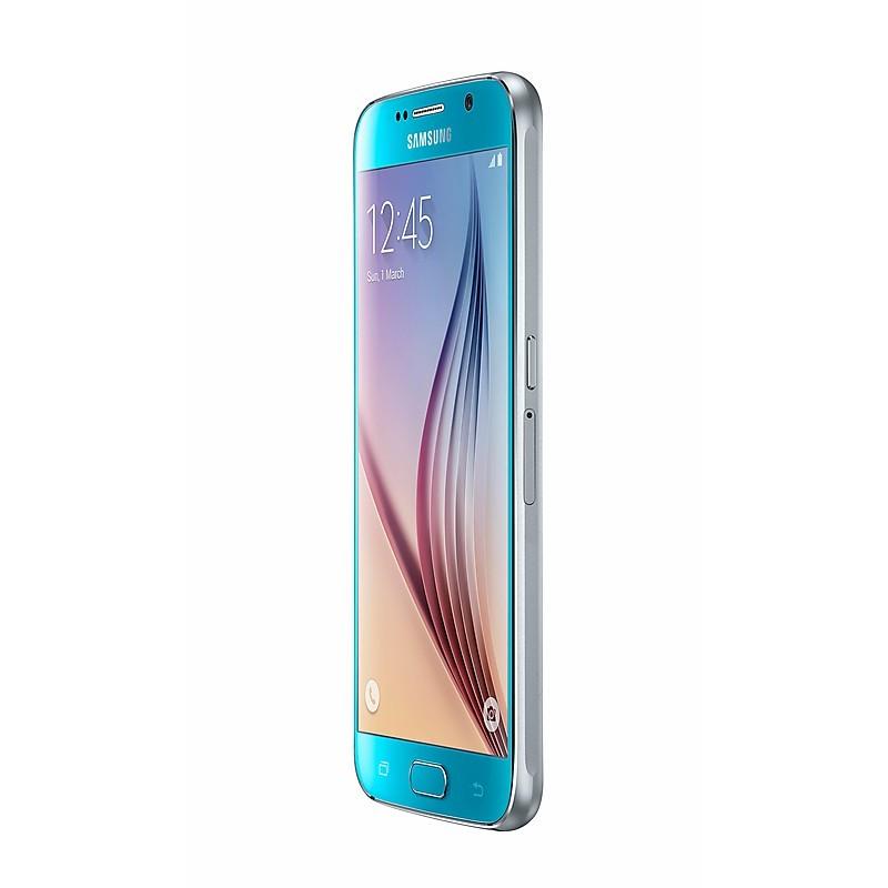 smartphone sm-g920fz beitv blu galaxy s6 samsung 64GB android