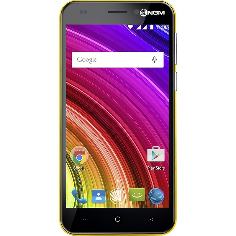 Smartphone you color m502 yellow ngm android