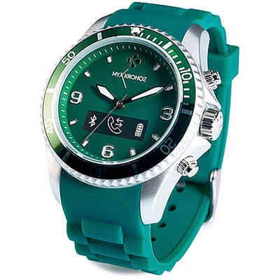 ZEWATCH smartwatch my kronoz zeclock green