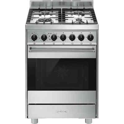 Offerte Cucine Cucina 4 fuochi SMEG online - Clickforshop