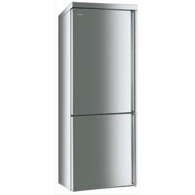 Smeg FA390XS4 frigorifero combinato 356 litri classe A+ Total No Frost colore inox