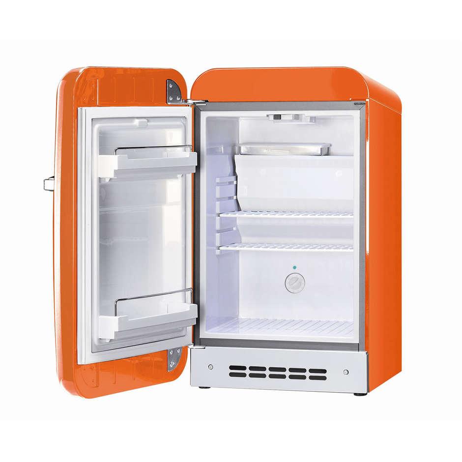 Smeg FAB5LOR frigorifero sottotavolo 31 Litri Classe D colore Arancione