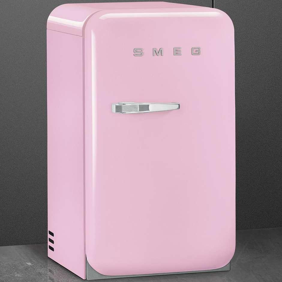 Smeg FAB5RPK frigorifero sottotavolo 31 litri classe D estetica retrò colore rosa