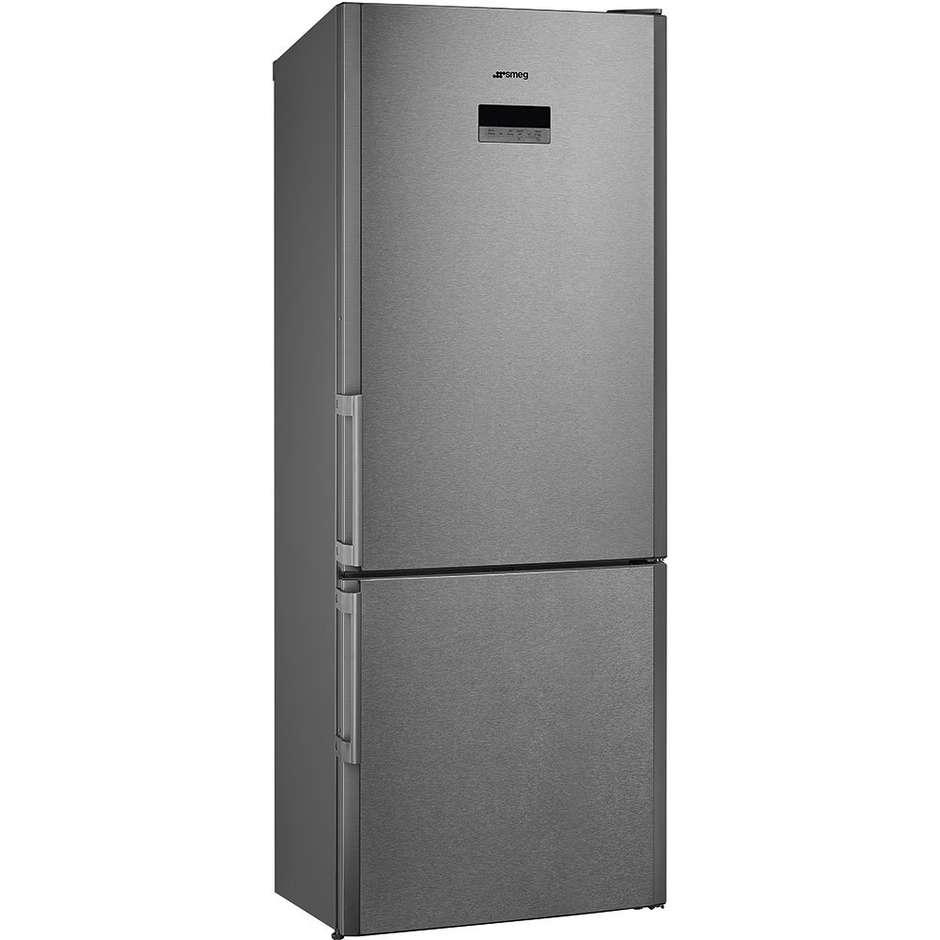 Smeg FC450X2PE frigorifero combinato 454 litri classe A++ No Frost colore inox
