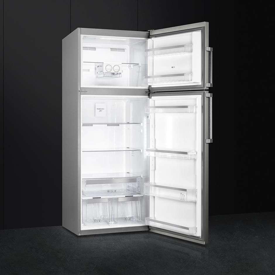 Smeg FD432PXNFE4 frigorifero doppia porta 432 litri classe A++ Total No Frost colore inox