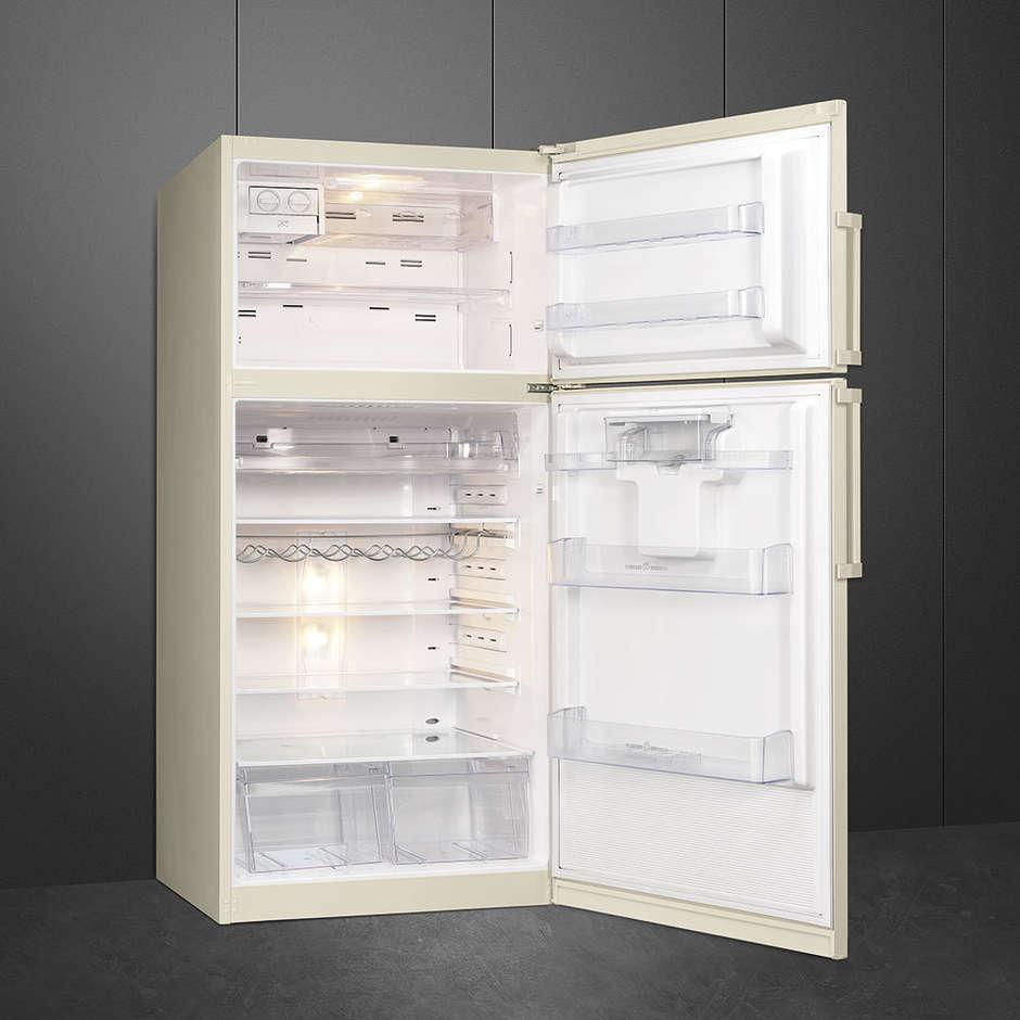 Smeg FD541MNED4 frigorifero doppia porta 498 litri classe A+ Total No Frost colore marmo