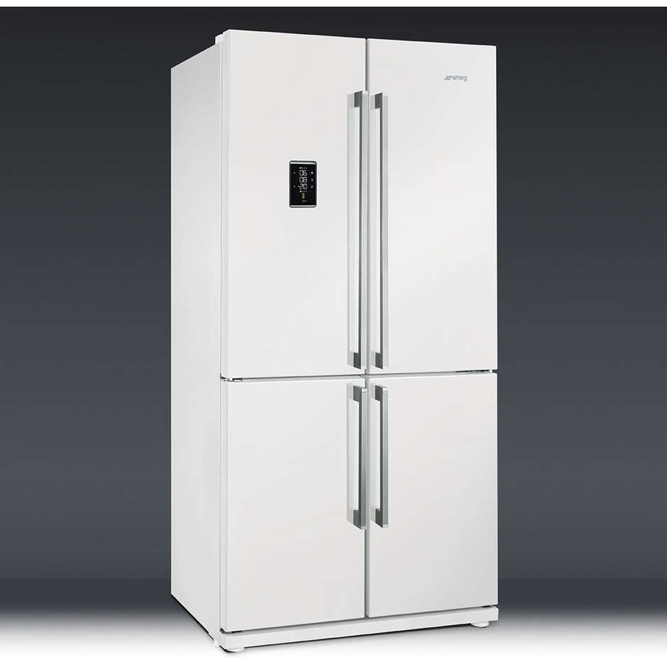 Smeg FQ60BPE frigorifero side by side 542 litri classe A+ Total No Frost colore bianco