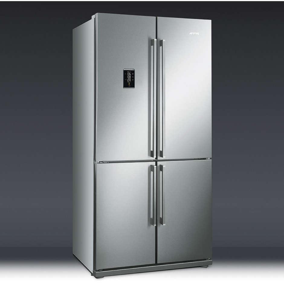 Smeg FQ60XPE frigorifero side by side 542 litri classe A+ Total No Frost colore inox
