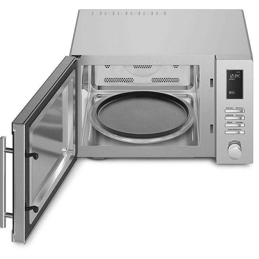 Smeg MOE34CXI Forno a microonde 34 Litri 10 Funzioni 1000 W Grill ...