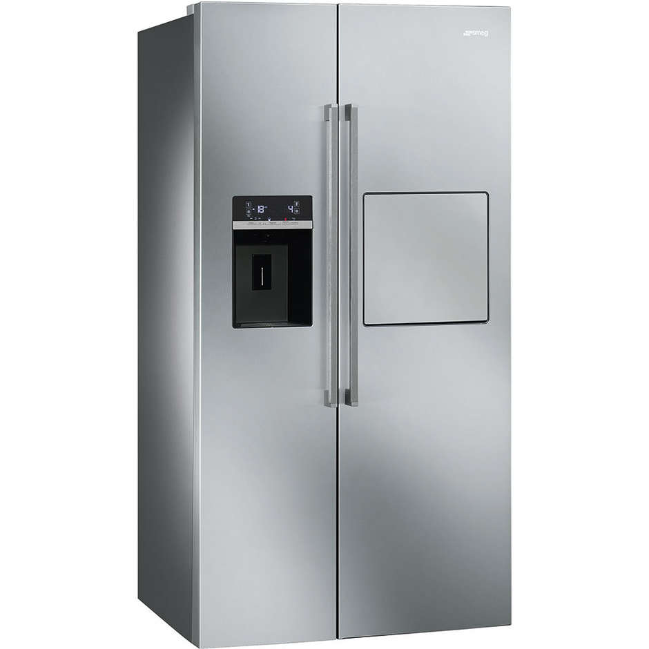 Smeg SBS63XEDH frigorifero side by side 544 litri classe A+ Total No Frost colore inox