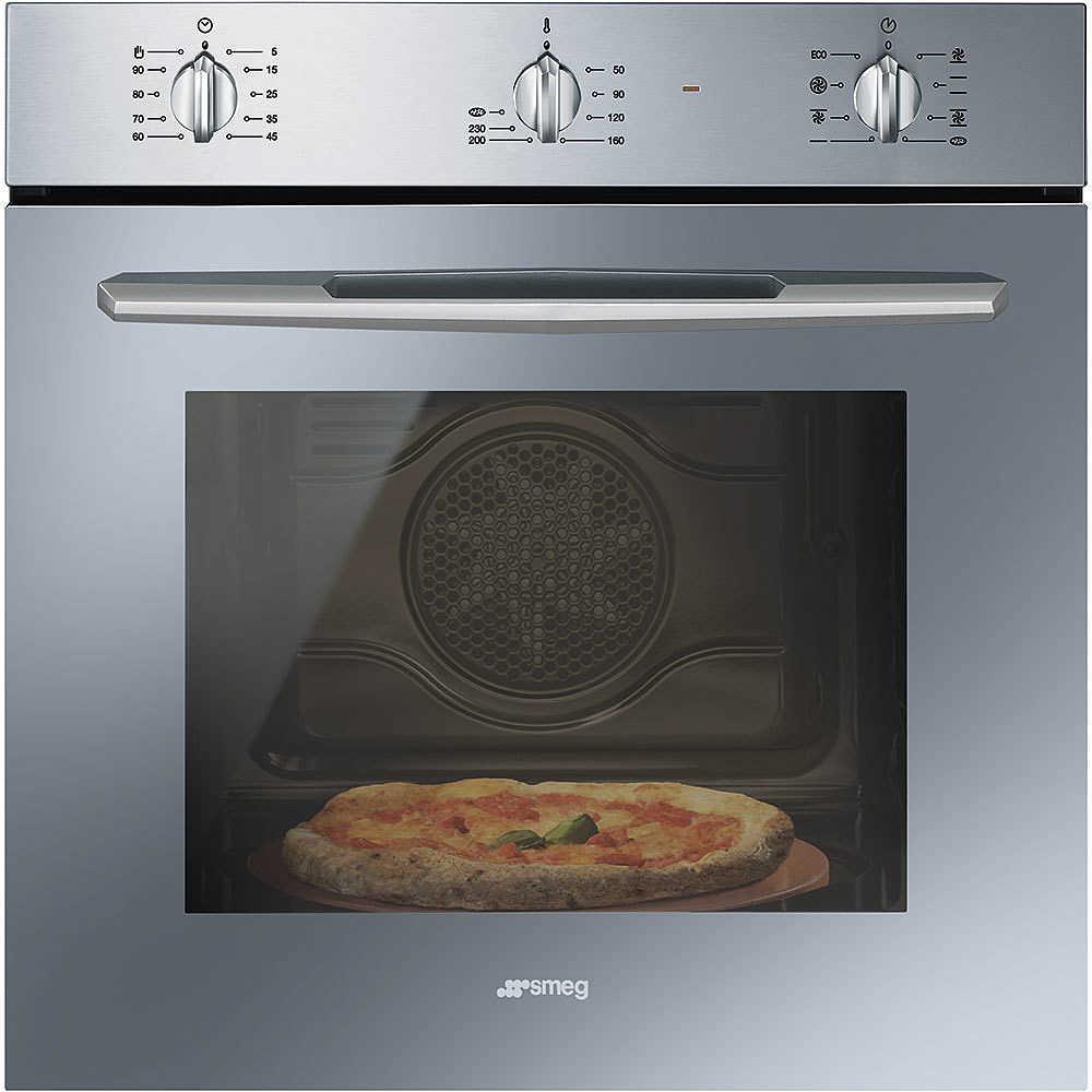 Smeg SF566XPZ forno elettrico ventilato da incasso 65 litri classe ...