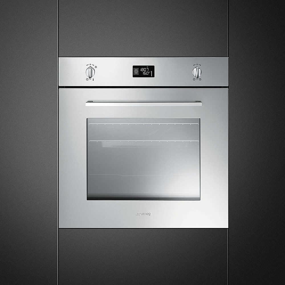 Smeg SFP496XE forno elettrico termoventilato da incasso 70 litri ...