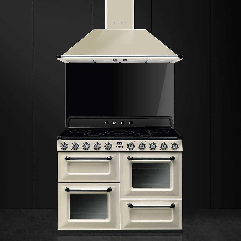 Smeg TR4110IP cucina 110x60 5 zone cottura a induzione doppio forno ...